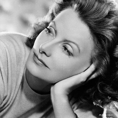 Greta Garbo, smuk kvinde med smukke former