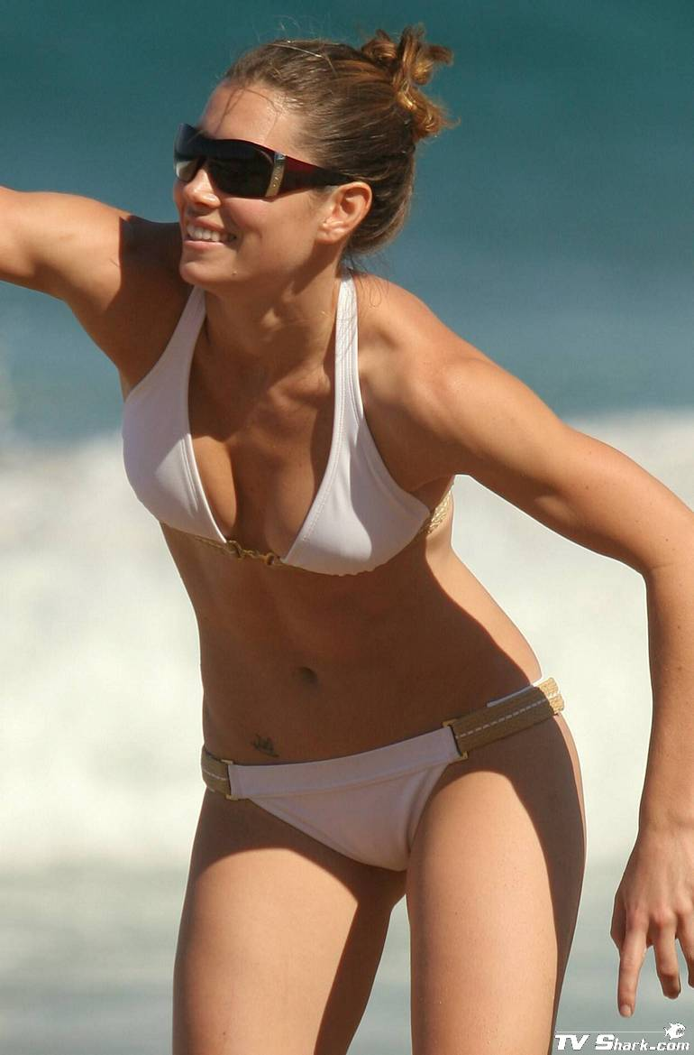 Sarah backman muscles