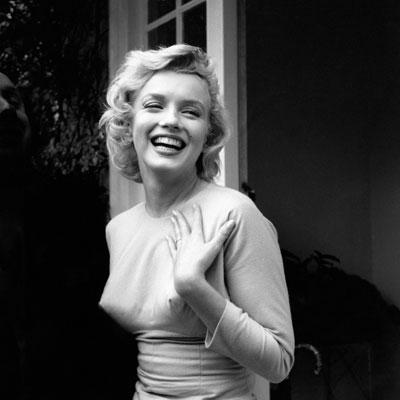 altid smukke Marilyn