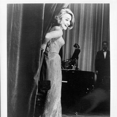 Marlene Dietrich var den første kvindelige skuespiller i USA som blev bedt om at tabe sig til en rolle.